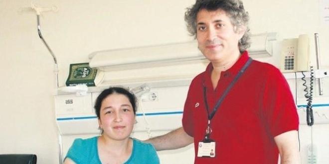 Ömer Özkan bebek umutları yeşertti