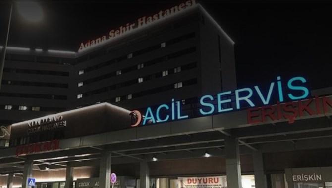 Adana'da sahte doktor kırmızı reçeteli ilaç almak isterken yakalandı