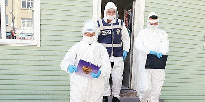 Ankaralı virüsü tatilde kaptı