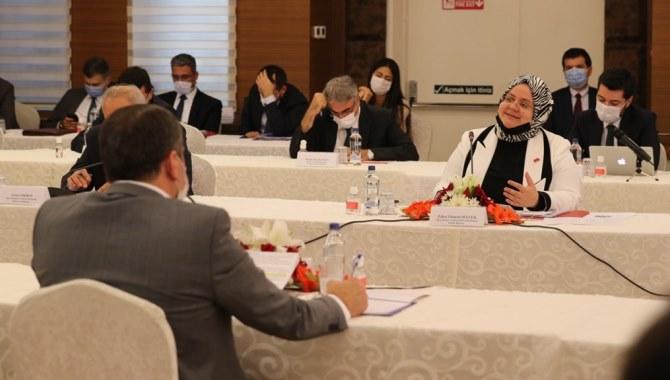 KPDK Bakan Selçuk başkanlığında ilk kez gündemle toplandı