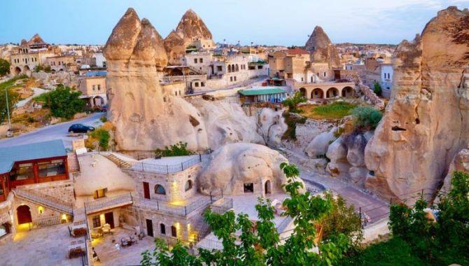 İç Anadolu Bölgesinde Kapadokya Tatil Hizmeti