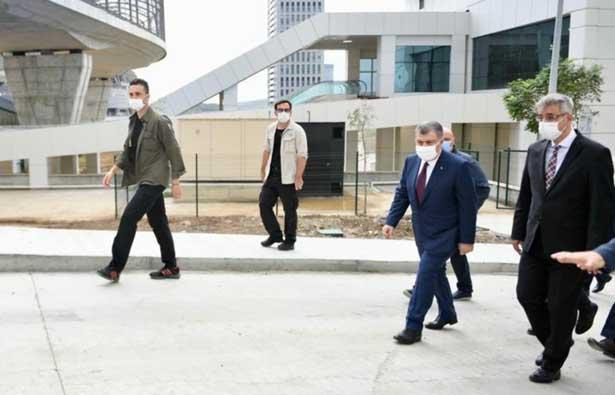 Bakan Koca duyurdu! İstanbul'a yeni hastane