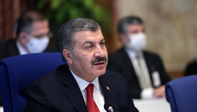 Sağlık Bakanı Koca'dan Kurban Bayramı mesajı: