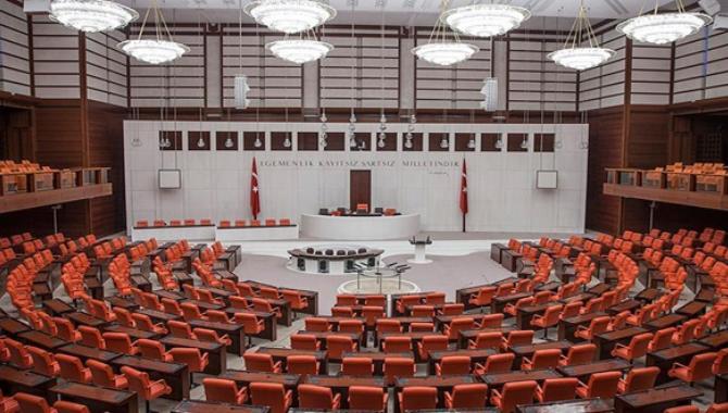 Bazı kamu alacaklarının yapılandırılmasına ilişkin teklif TBMM'de (6)