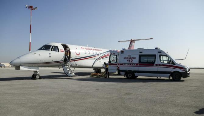 Onlar Sağlık Bakanlığının 'hava hastaneleri'