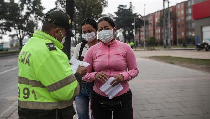 Kolombiya'da Kovid-19'dan ölenlerin sayısı 120 bini aştı