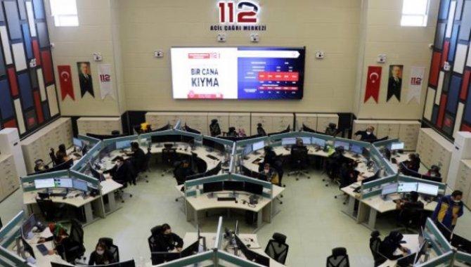 Şanlıurfa'da 112 Acil Çağrı Merkezi'ne AFAD da entegre oldu