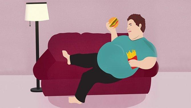 Türkiye'de Obezite Alarmı !