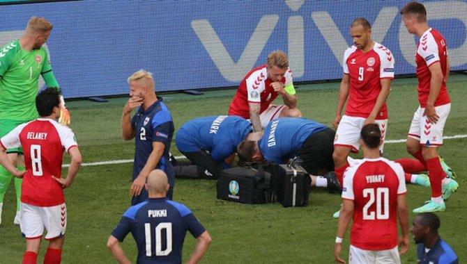 Danimarka Milli Takımı doktoru Boesen, maçta fenalaşan Eriksen için hızlı müdahalenin öneminden bahsetti: