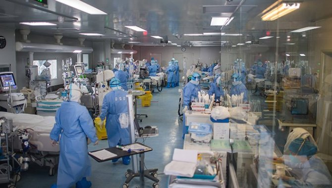 ABD Temsilciler Meclisi raporunda Kovid-19'un Vuhan Viroloji Enstitüsünden çıktığı iddia edildi
