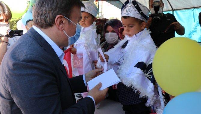 Aksaray'da 95 köyde 200 çocuk sünnet ettirilecek