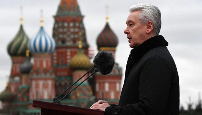 """Moskova Belediye Başkanı Sergey Sobyanin: """"Şehirdeki koronavirüs durumu dramatik şekilde gelişiyor"""""""