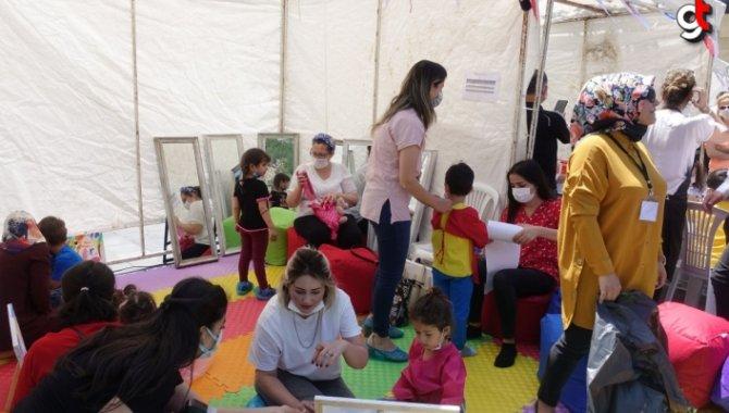 """TÜBİTAK destekli """"Çocuk Üniversitesi: Artvin Bilimle Şenleniyor"""" etkinliği başladı"""