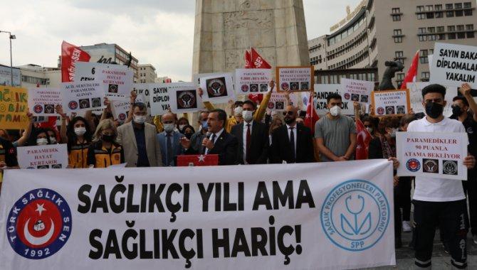 Sağlıkçıların Atama İsyanı!