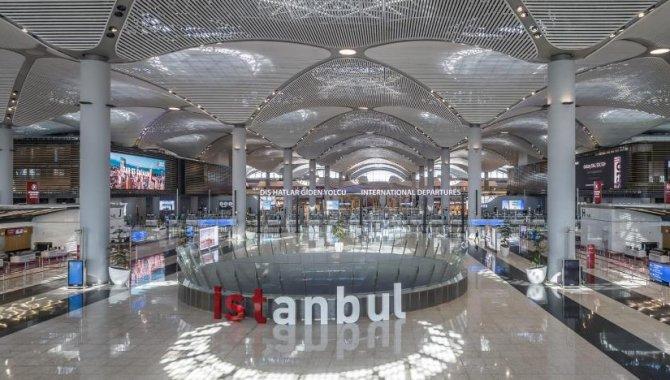 İstanbul Havalimanı Kovid-19 Aşı Merkezi hizmete açıldı