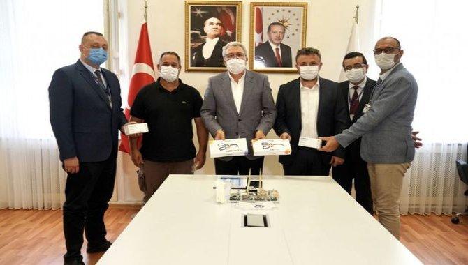 AB Projesi kapsamında Pelvik taban cerrahisi için geliştirilen tıbbi cihaz CE belgesini aldı