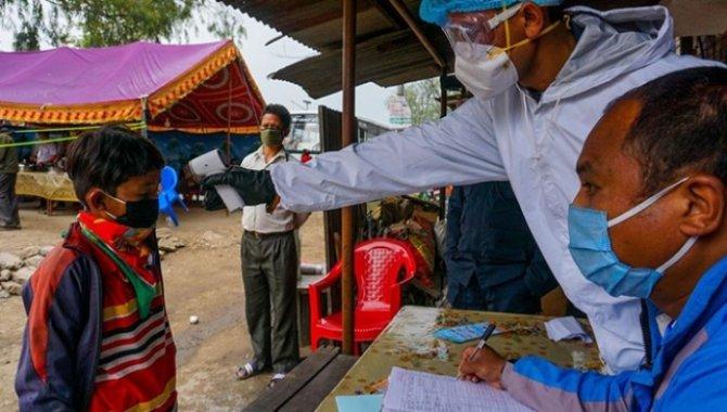 Nepal Sağlık Bakanı Tamang, ülkesindeki aşı ihtiyacına dikkati çekti