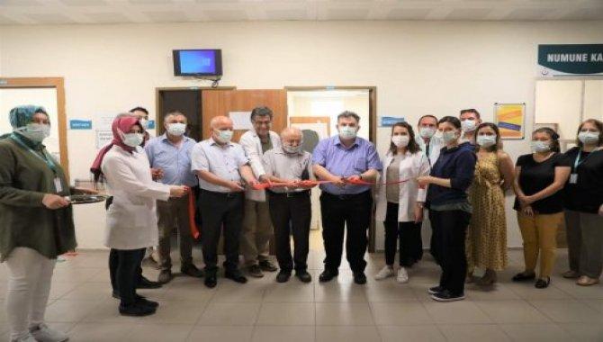 Kınık'ta Kan Transfüzyon Merkezi açıldı