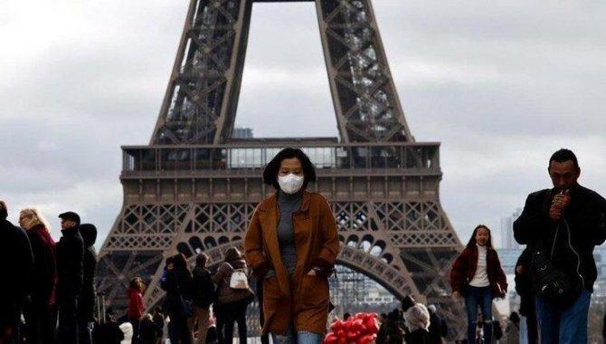 Fransa Sağlık Bakanı, daha önce kaydedilmeyen artışla bir günde 18 bin yeni Kovid-19 vakasının görüldüğünü bildirdi