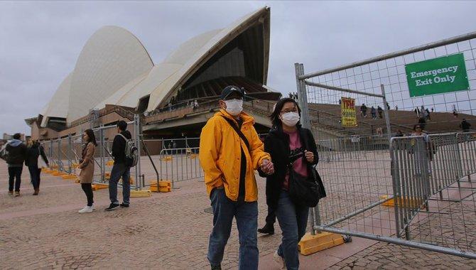 Avustralya'da Kovid-19'a yakalananların sayısı 80 bini geçti