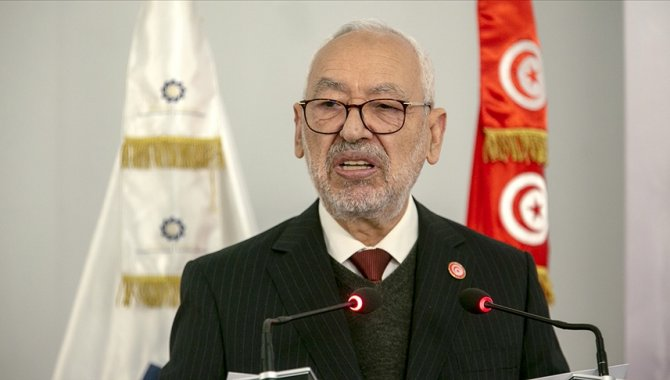 Tunus Meclis Başkanı Gannuşi, askeri hastaneye kaldırıldı