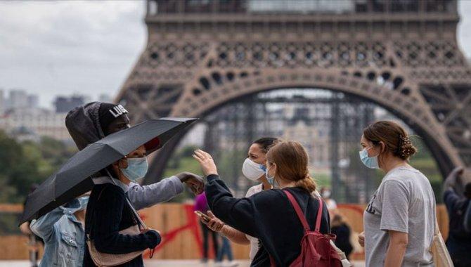 Fransa'da son 24 saatte 18 bin 181 Kovid-19 vakası tespit edildi