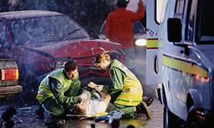 112'ye gelen çağrıların yüzde 15'i trafik kazası