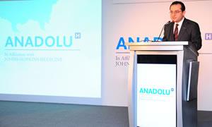 Anadolu' dan Dünyaya Sağlık  Hizmeti