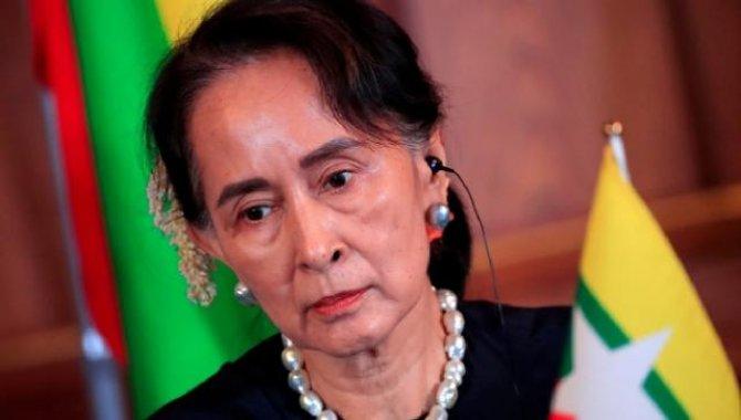 Myanmar'da askeri yönetim tarafından tutuklanan politikacı Kovid-19 nedeniyle öldü