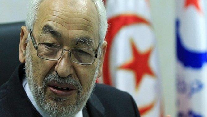 Tunus Meclis Başkanı Gannuşi Kovid-19'u yendi