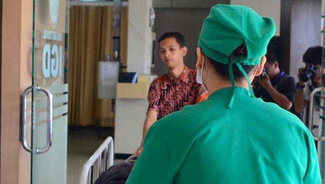 Çiğli Hastanesinde Beyaz Kod Verildi !  Hastaya Taciz İddiası (Özel Haber)