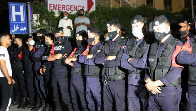 Ürdün'de Kovid-19 hastalarına tahsis edilen hastanede 2 kişinin elektrik kesintisi nedeniyle öldüğü öne sürüldü