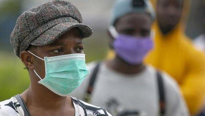 Afrika'da Kovid-19 salgınında vaka sayısı 6 milyon 692 bini geçti