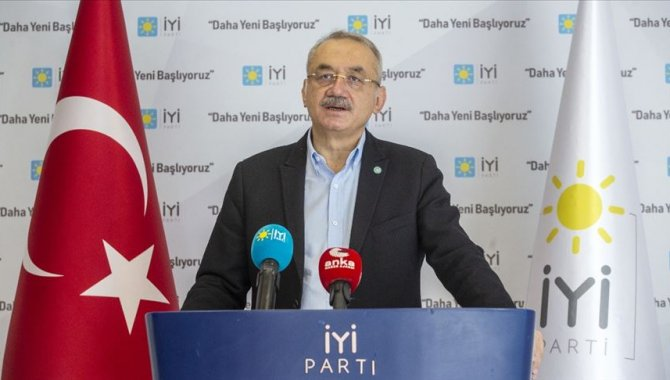 İYİ Parti TBMM Grup Başkanı Tatlıoğlu'ndan Kovid-19 aşısı çağrısı: