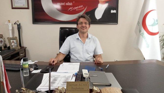 """Gölcük Necati Çelik Devlet Hastanesi Başhekimi Acar'dan vatandaşlara """"aşı"""" çağrısı"""