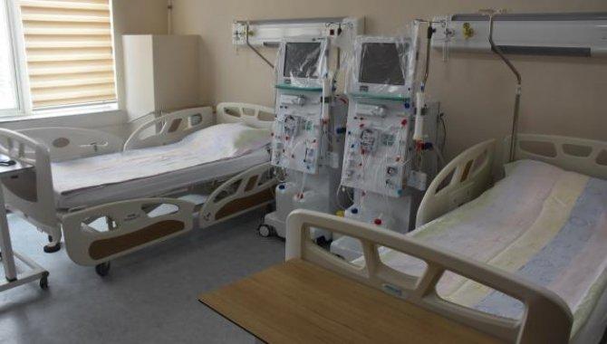 Kars'ın Digor ilçesinde de diyaliz hastalarına yerinde hizmet verilecek