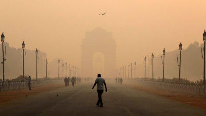 Çalışma: Hindistan'da hava kirliliği insanların ömrünü 9 yıla kadar kısaltabilir