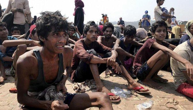 Hindistan'daki Arakanlı Müslüman mülteciler, aşı yetersizliği nedeniyle Kovid-19'a karşı tehlike altında