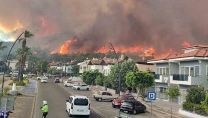 Orman Yangınları Hava Kirliliği Raporu Açıklandı !