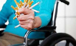 "Anayasa Mahkemesi'ne 15 bin ""sigaraya hayır"" imzası"