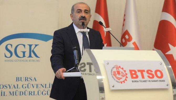 SGK Başkanı İsmail Yılmaz'dan istihdam değerlendirmesi:
