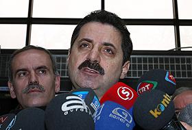 Çelik Türk Eczacıları Birliği yetkilileriyle görüşecek