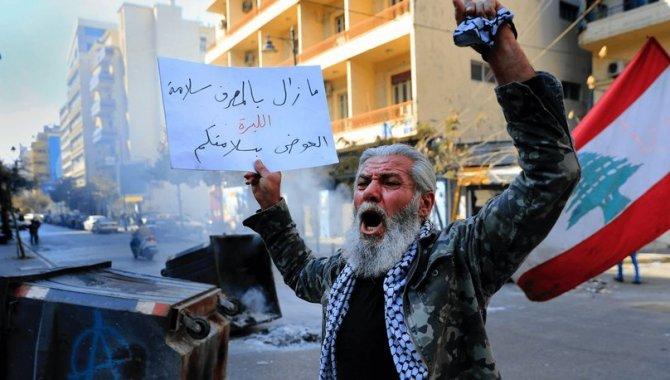 Lübnan'daki ekonomik kriz yaşlıların kaldığı bakımevlerini de etkiliyor