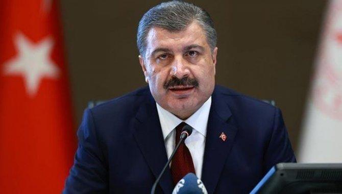 Bakan Koca, 11-17 Eylül'de illere göre her 100 bin kişide görülen Kovid-19 vaka sayılarını açıkladı