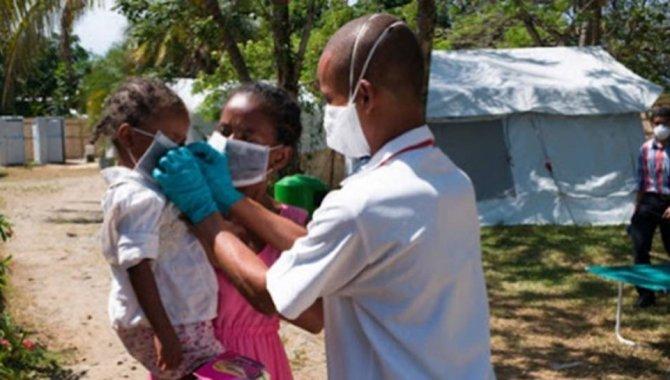 Madagaskar'da akciğer vebası 1 haftada 7 can aldı