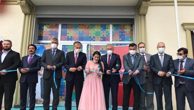 Erenköy Ruh ve Sinir Hastalıkları Hastanesi Üsküdar Otizm Merkezi törenle açıldı