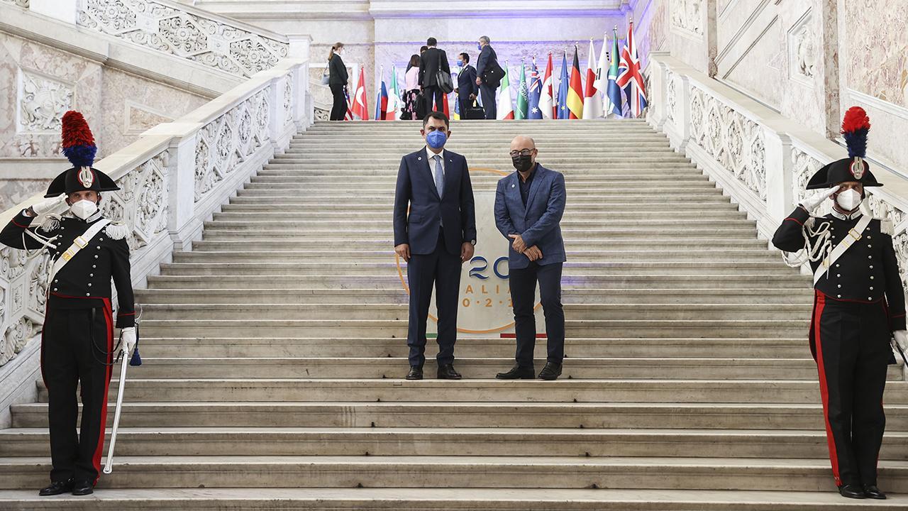 G20 Tarım Bakanları Toplantısı İtalya'da başladı