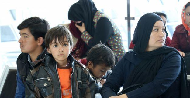 Afgan göçmenler adil yönetim kurulursa ülkelerine dönmeyi planlıyor