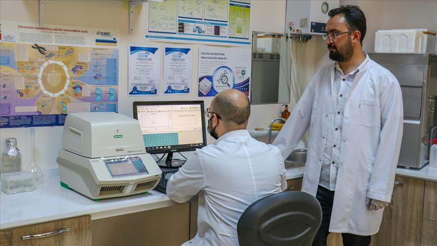 """Hastaların genetik yapısına uygun ilaç için """"kanser tanı kiti"""" üretildi"""