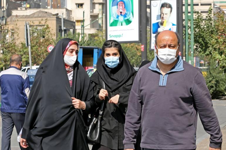 İran'da son 24 saatte Kovid-19 nedeniyle 280 kişi hayatını kaybetti